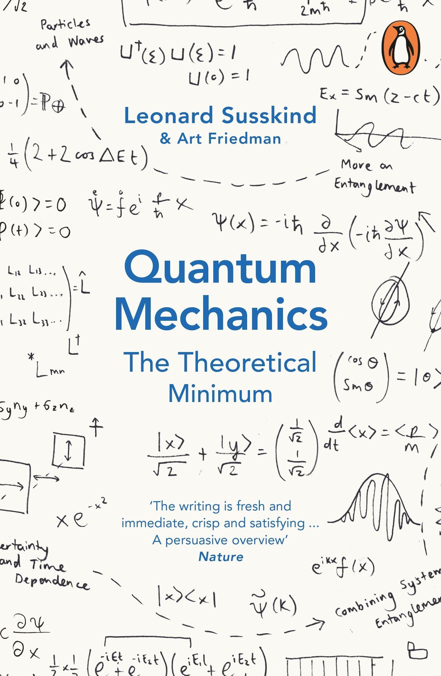 Quantum Mechanics: The Theoretical Minimum pdf
