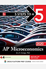 5 Steps to a 5: AP Microeconomics 2020 Kindle Edition