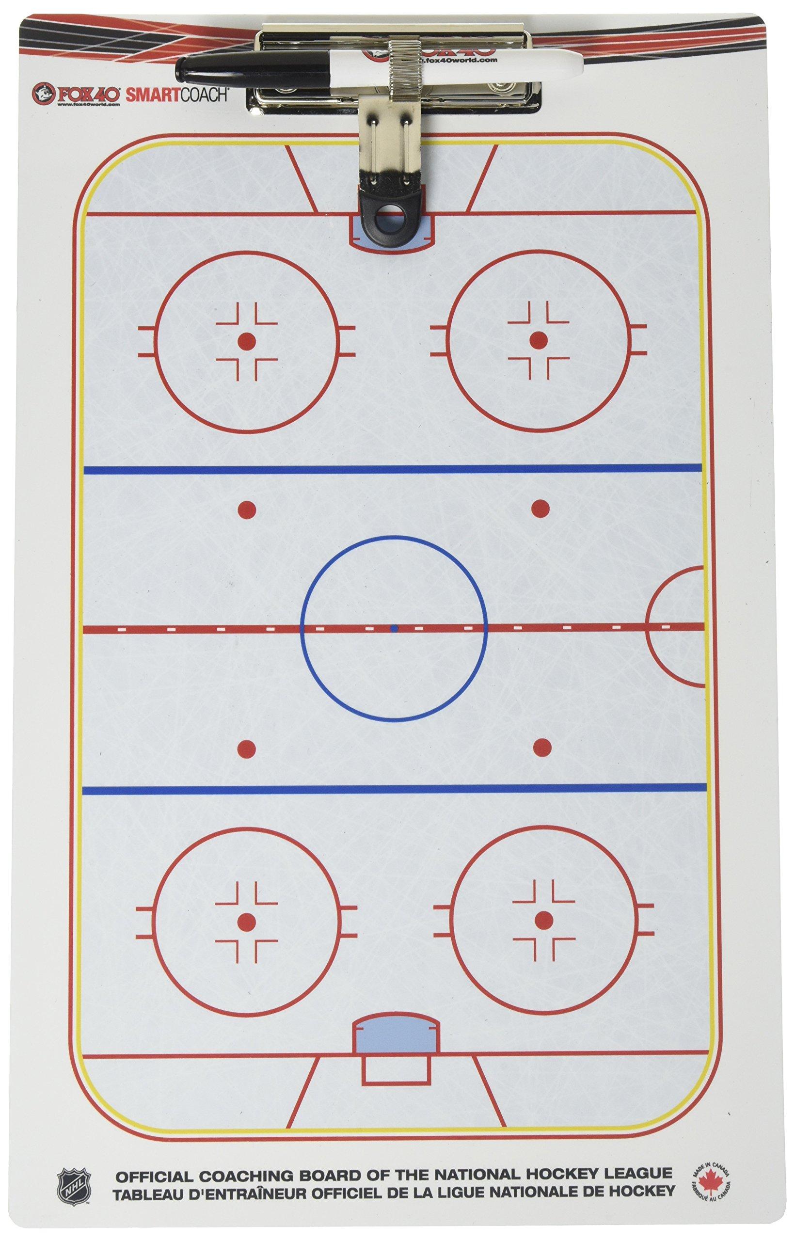SmartCoach Pro Clipboard - Ice Hockey