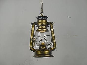 Kronleuchter Mit Windlichtern ~ Gfei kronleuchter petroleumlampe vintage restaurant