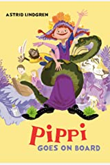 Pippi Goes on Board (Pippi Longstocking) Kindle Edition