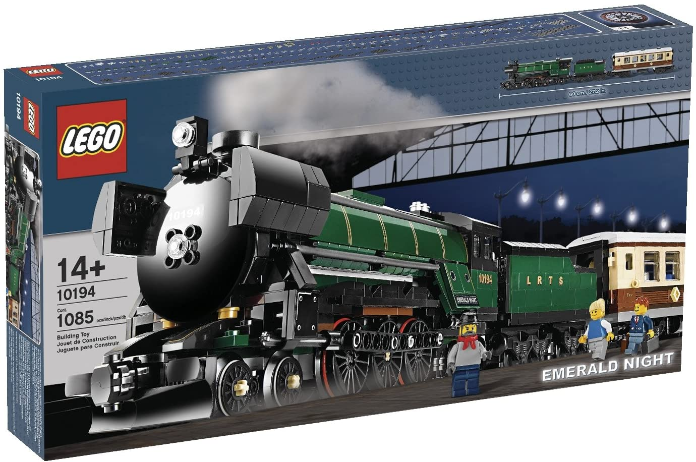 Top 9 Best LEGO Train Sets Reviews in 2020 8
