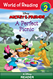 Mickey & Friends:  A Perfect Picnic: Level 2 (World of Reading (eBook))