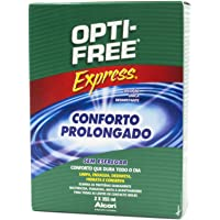 Alcon Opti-Free Express - Líquido para lentes