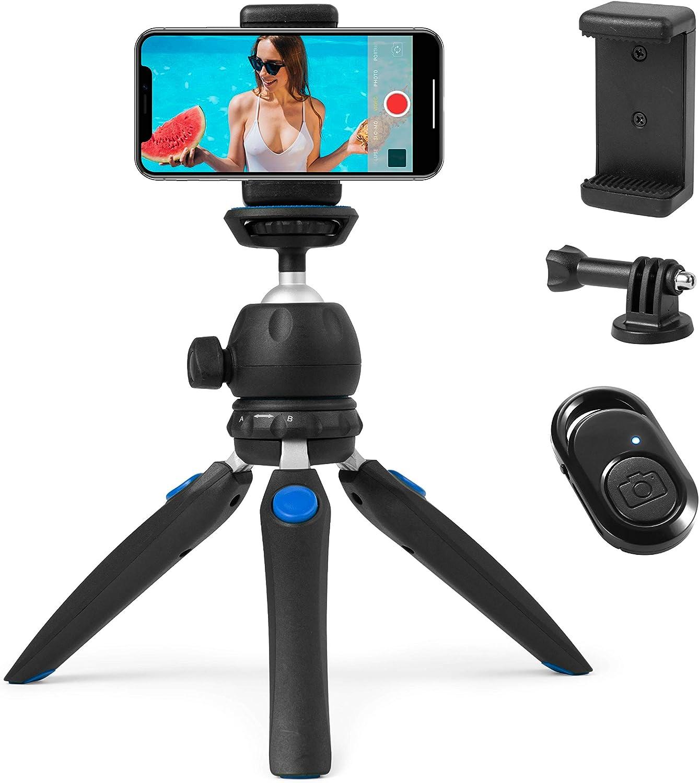 Hitslam Tripod Smartphone Stativ Mini Stativ Für Kamera