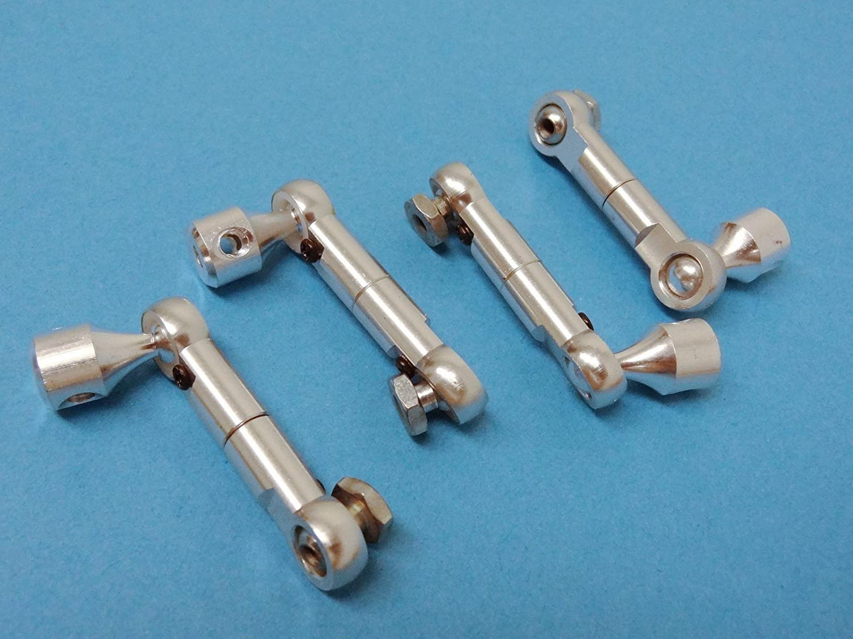 NEW Rovan Aluminum Alloy Steering Servo Saver Arm fits HPI Baja 5b 2.0 SS 5T 5SC