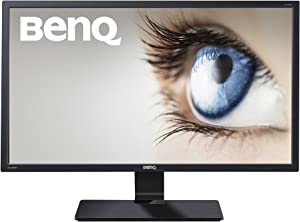 BenQ Monitor GW2760HL 27 inch 1080p VA Monitor | Optimized for Home Office with Low Blue Light technology (Renewed)