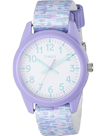 714c0ccc2 Timex Girls Time Machines Analog Resin Watch