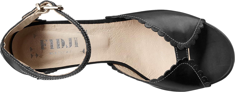 Fidji Womens V623 Dress Sandal