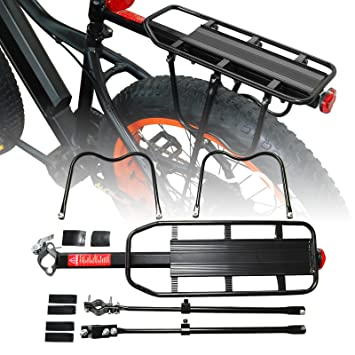 Addmotor Bicycle Touring Carrier Universal Adjustable