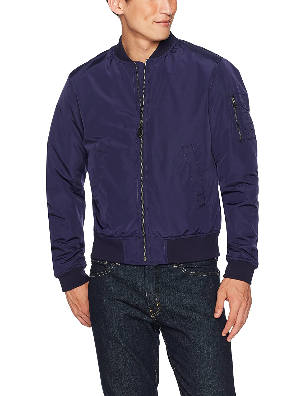 Goodthreads Mens Bomber Jacket Brand