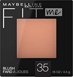 Maybelline Fit Me Blush - Coral,4.5g