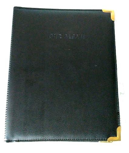 Qualitycircle Executive Menu Card Folder For Hotels Restaurants Food