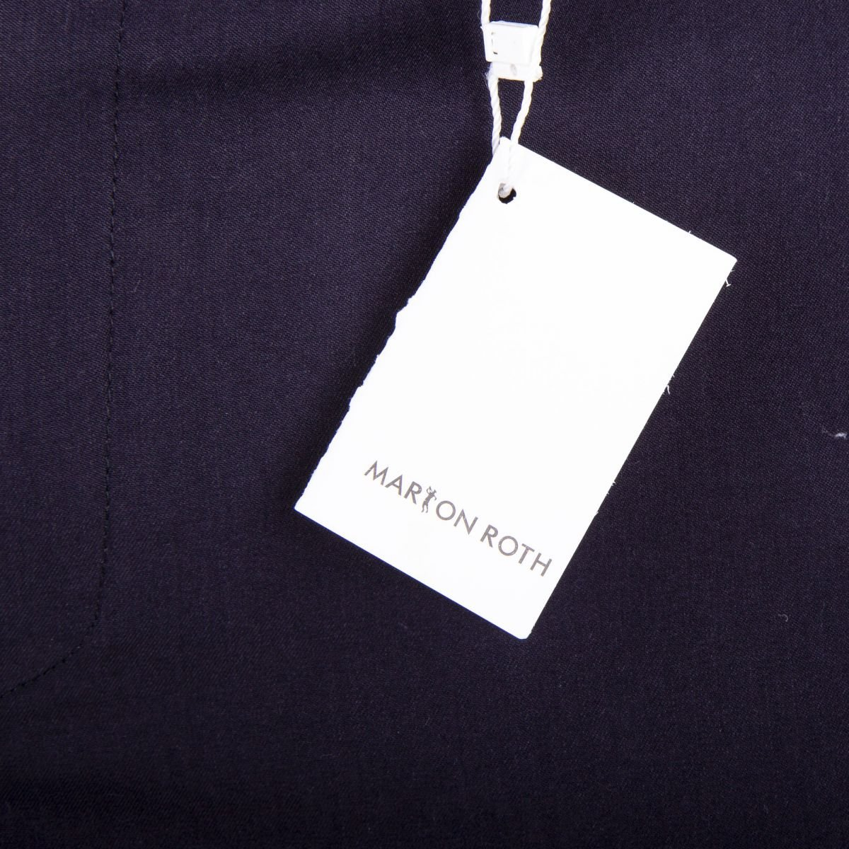 MARION ROTH Pantalon de Costume Bleu Marine Homme 44 Bleu Fonce  Amazon.fr   Vêtements et accessoires f08363c91cd