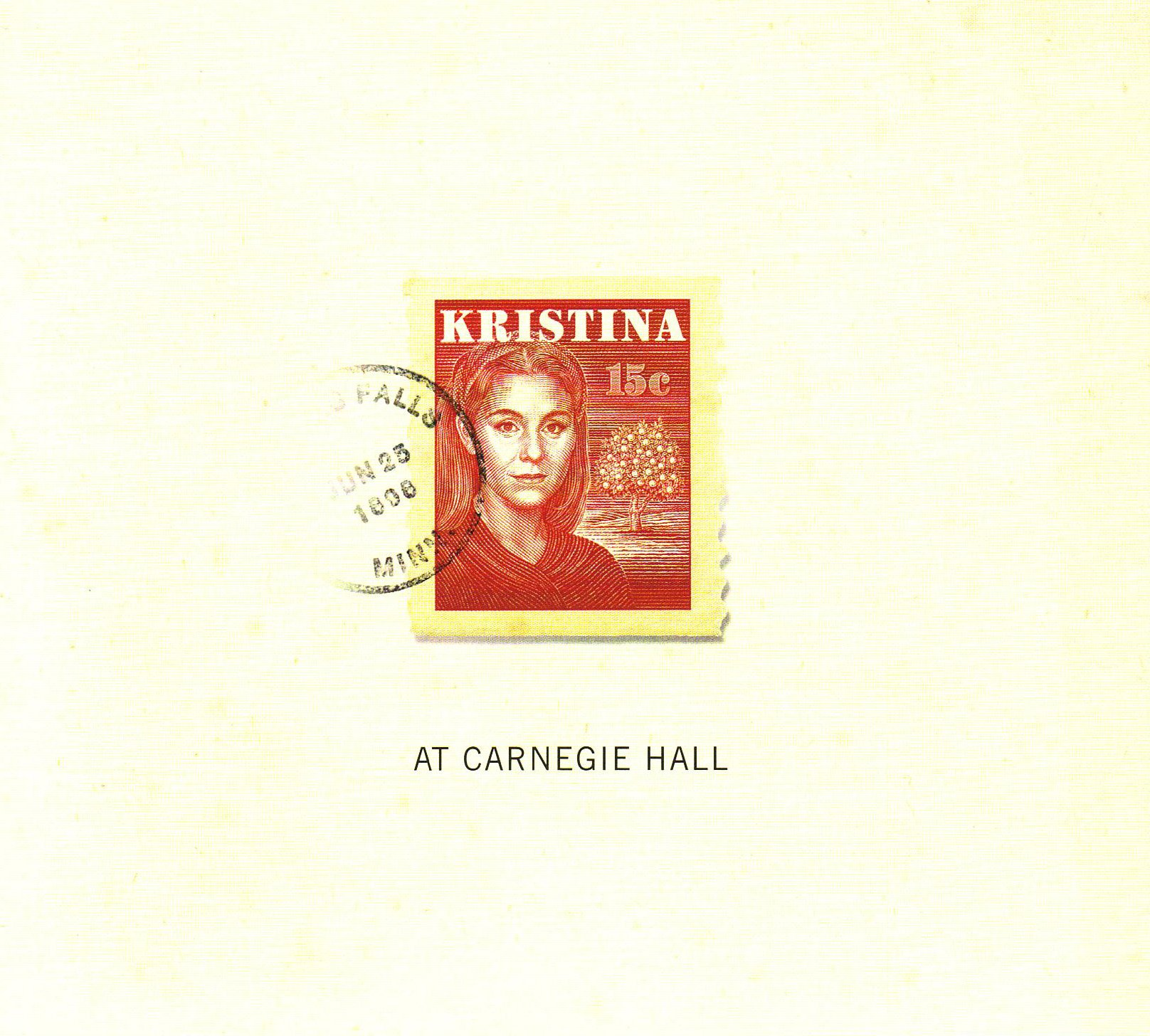 Kristina (At Carnegie Hall) [2 CD] by Verve