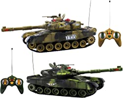 Top 10 Best Remote Control Tanks Battle (2021 Reviews & Buying Guide) 8
