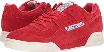 0d4c2ae05f4fea Reebok Mens Workout Plus Vintage Primal Red Chalk 10.5 D - Medium
