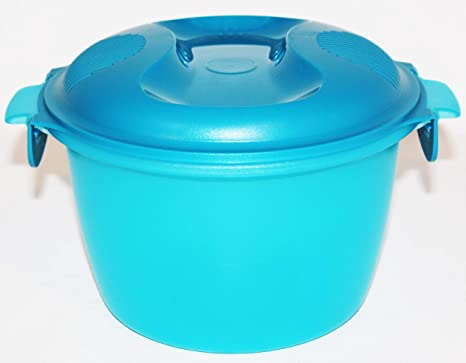 Amazon.com: Tupperware Microondas Arroz eléctrica: Kitchen ...