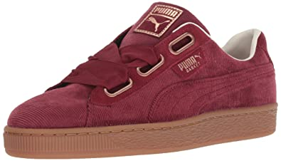 Basket Puma Femme Heart PatentSneakers Basses zpVGSqUM