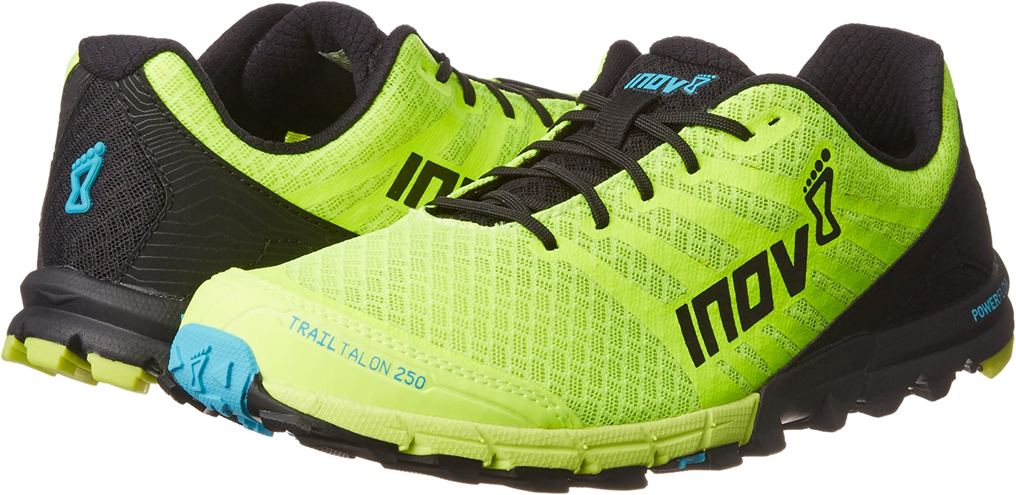 ZAPATILLA INOV-8 TRAIL TALON 250 AMARILLA: Amazon.es: Deportes y ...