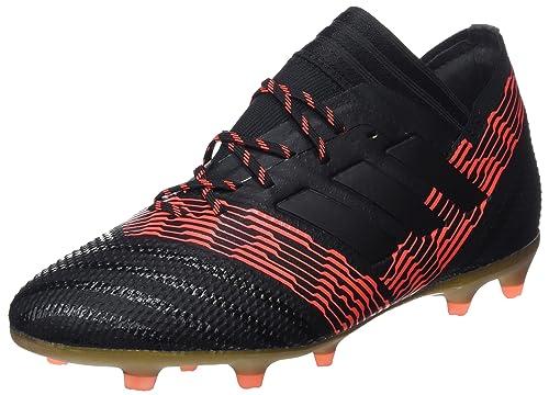 new product ec7cb b1217 adidas Nemeziz 17.1 FG J, Botas de fútbol Unisex Niños  Amazon.es  Zapatos  y complementos