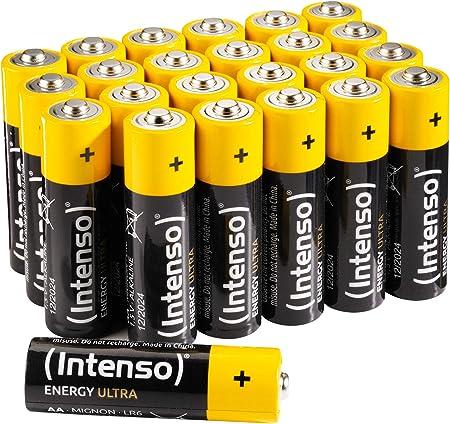 Intenso Energy Ultra Alkaline Batteries Elektronik