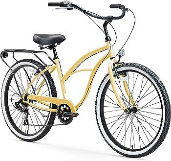 Sixthreezero Around the Block Cruiser Bikes