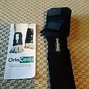 Ortocanis - Protector de Codo para Perros con artrosis, Lesiones ...