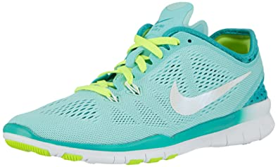 6dd5f8844a97 Nike Women s Free 5.0 Tr Fit 5 Brthe Artisan Teal White Lt RTR