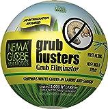 "20 Million Beneficial Nematodes (H.bacteriophora) - Nema Globe Grub Buster for Pest Control - New ""No Refrigeration Required"" Formula"