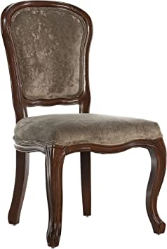 Linon Home Décor Conyers Dining Set Of Two Chair Beige Chairs
