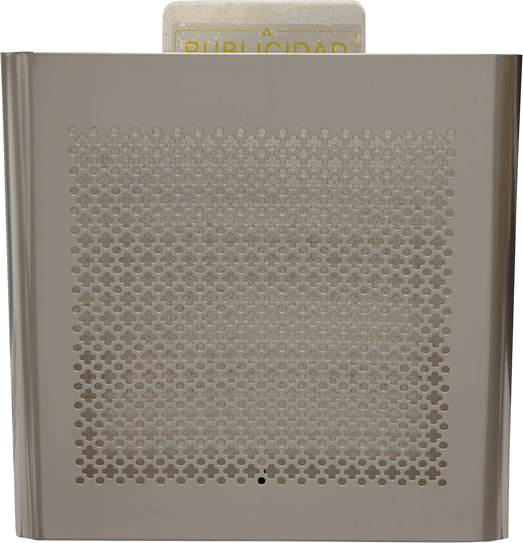 Arregui E2337 Cesta de publicidad de acero inoxidable, 11,5 L, inox: Amazon.es: Bricolaje y herramientas