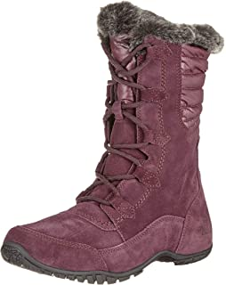 d7301037c Amazon.com | The North Face Bridgeton Winter Boots - Women's - Green ...