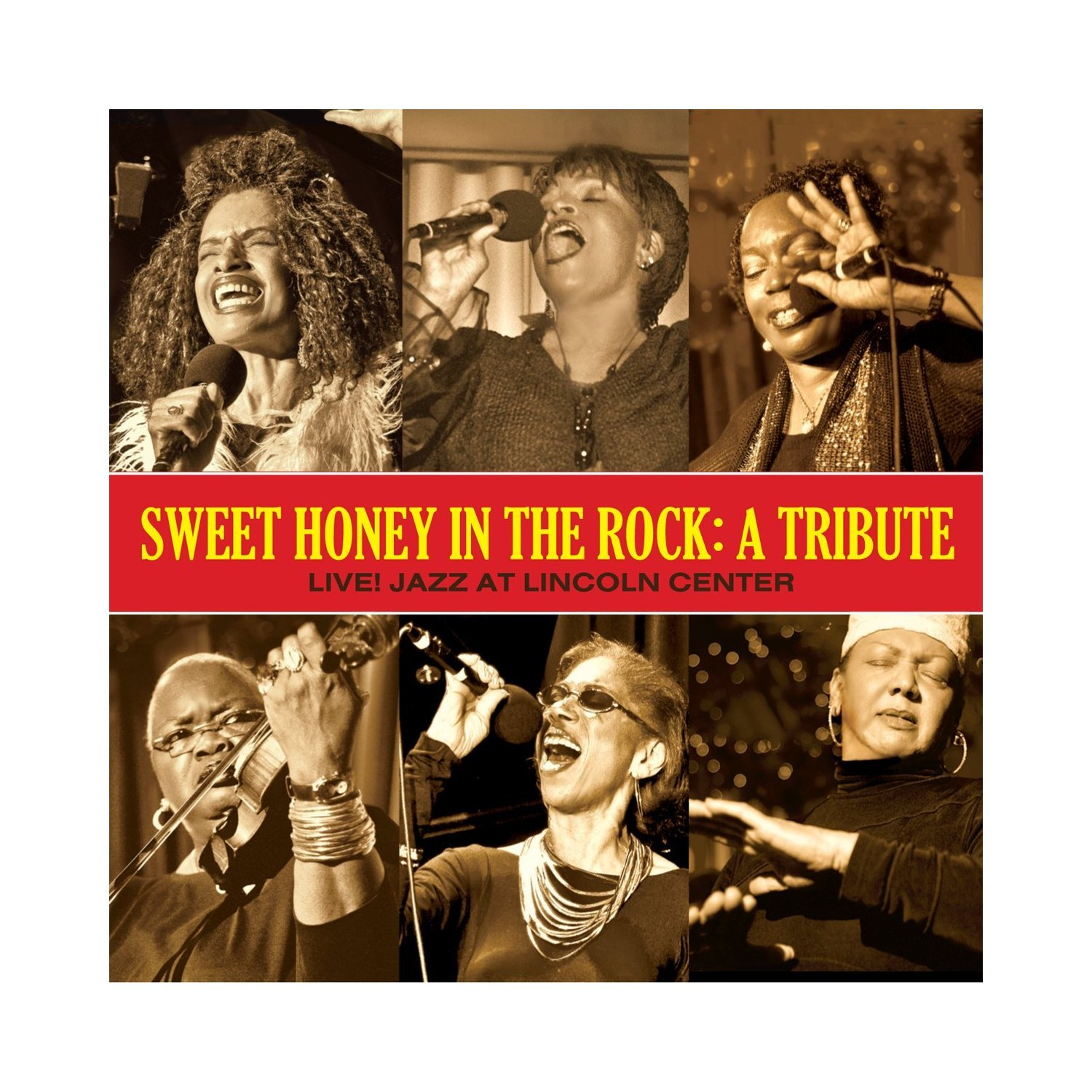 A Tribute: Live! Jazz at Lincoln Center by Sweet Honey in the Rock