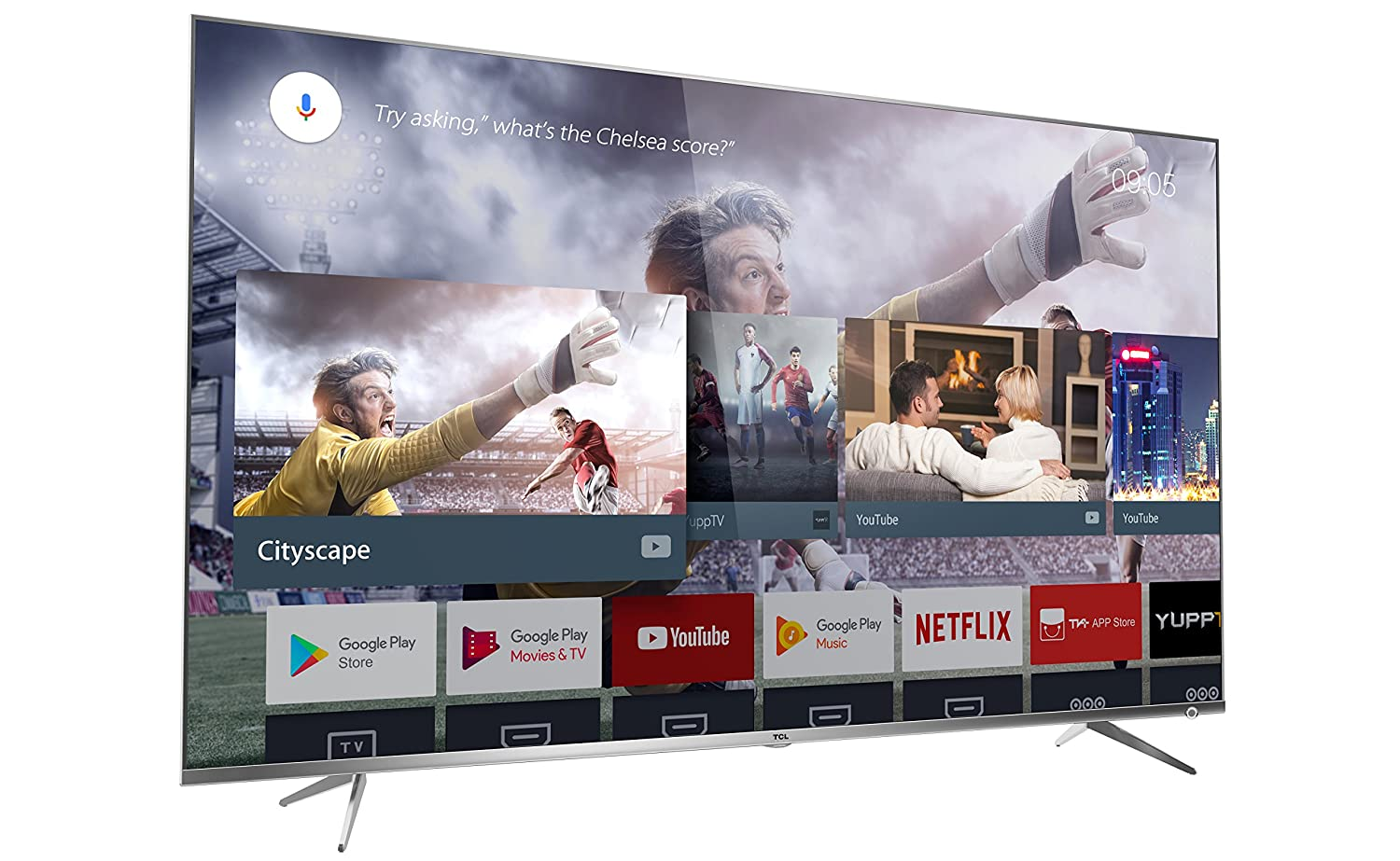 TCL 55DP660 - Television 55