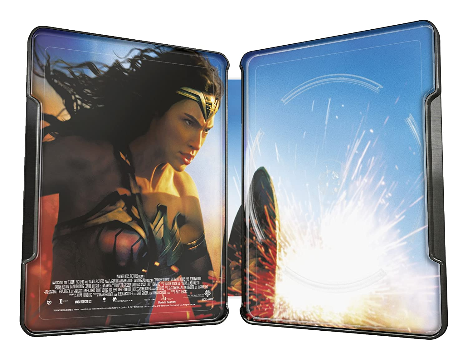 De Wonder Woman Steelbook Amazon De 4k 2d