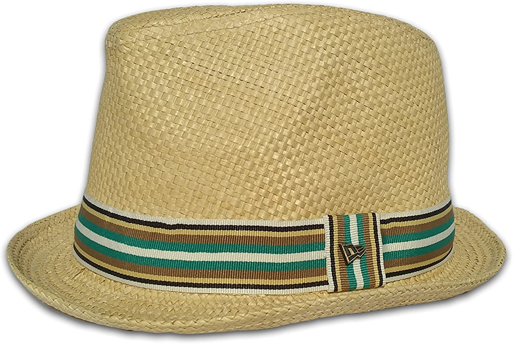 New Era Stripora Straw Hat - Unisex (Medium dfa2e5f1bef5