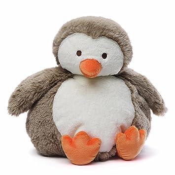 Amazon Com Baby Gund Chub Penguin Stuffed Animal Plush 10 Toys