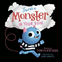 Image for There's A Monster in Your Book (Who's In Your Book?)