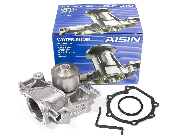 Amazon.com: Evergreen TBK304WPA 99-05 Subaru Non-Turbo SOHC EJ22 EJ25 Timing Belt Kit AISIN Water Pump: Automotive