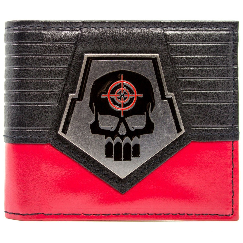 Assassins Creed Logo Original Noir Portefeuille