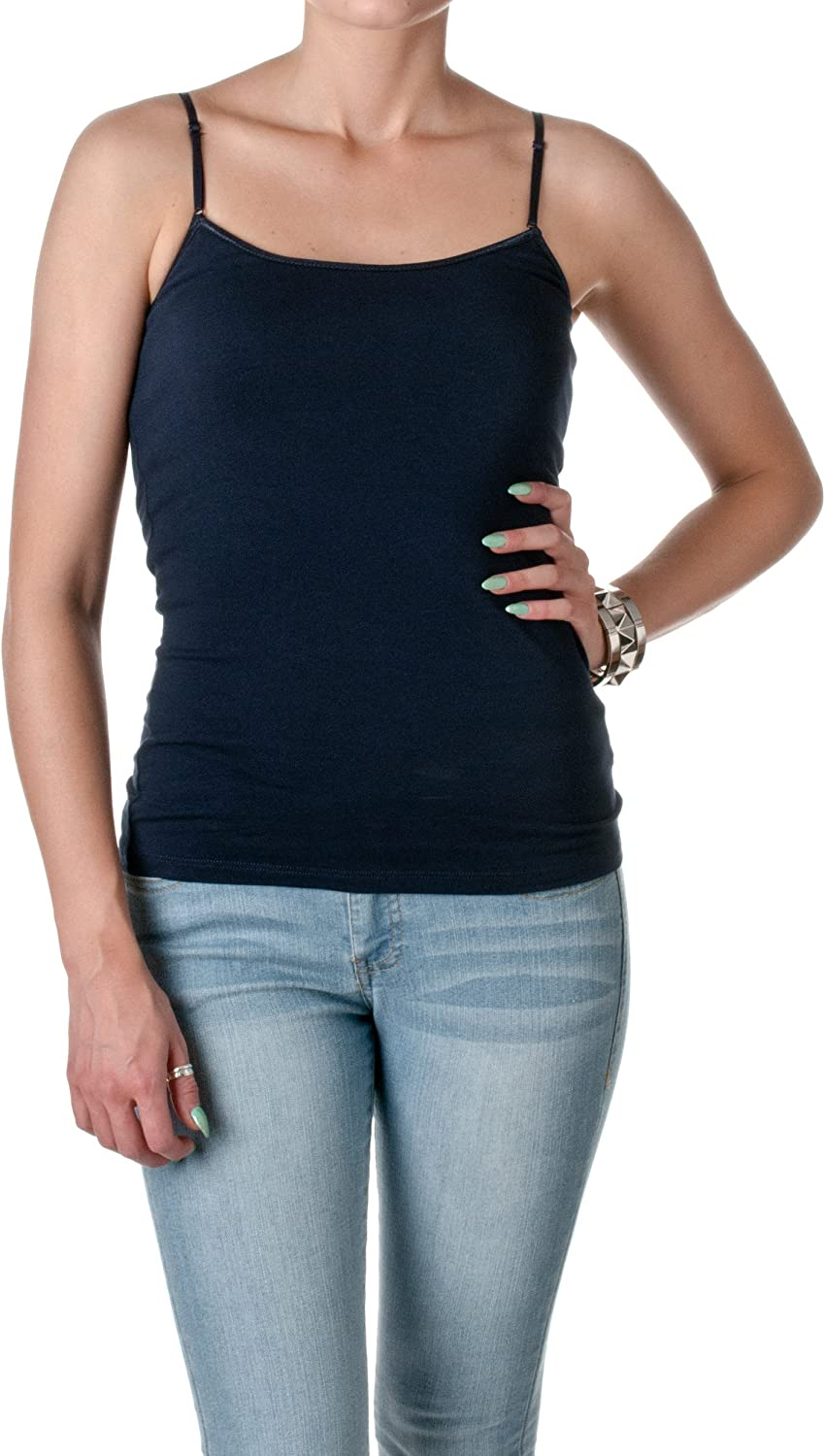 7 For All Mankind Girls Cami Strap Tank Top