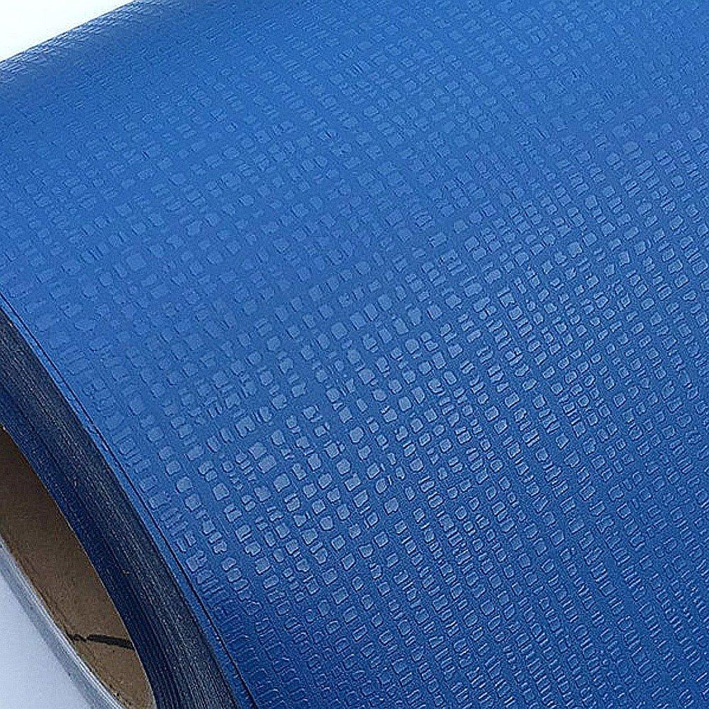 壁紙シール はがせる 【壁紙シール15mセット】 壁紙 のり付き シール クロス補修 おしゃれ [air-842:ブルー] 幅50cm×長さ15m単位 無地 アクセントクロス ウォールステッカー はがせる DIY 壁紙 シール 木目 リメイクシート B01MS1FIQY お得な15mセット|air-842:ブルー air-842:ブルー お得な15mセット