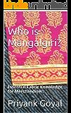 Who is Mangalgiri ?: Essential Fabric Knowledge for Merchandisers
