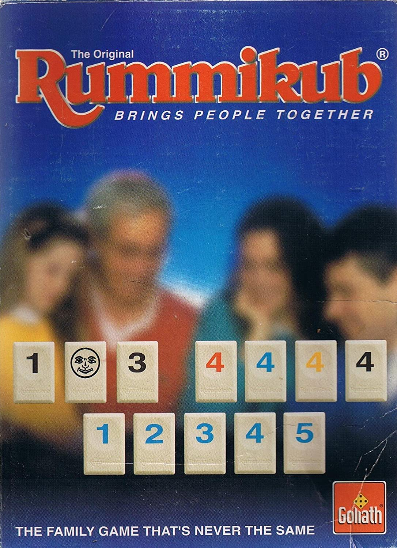 John Adams Rummikub Travel 10144
