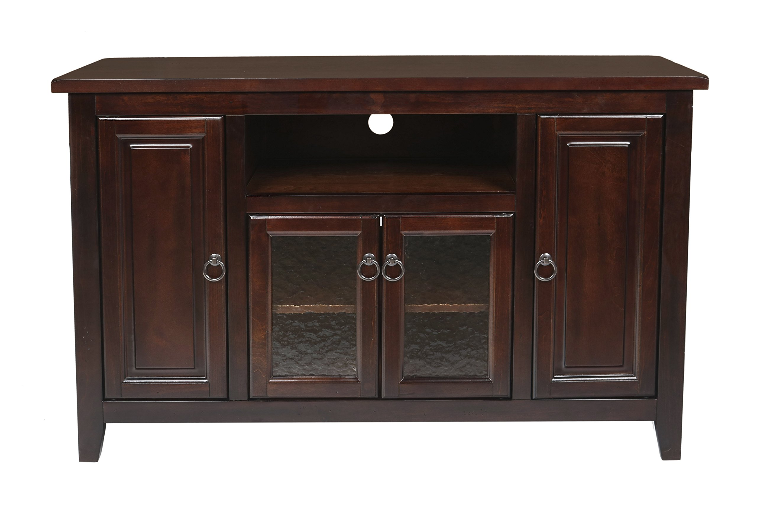 New Classic Stewart 48'' Mocha End Unit by New Classic Furniture