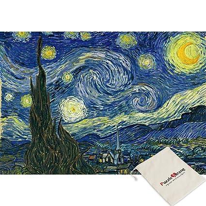 B&N bien, The Starry Night VINCENT Van Gogh puzzle da