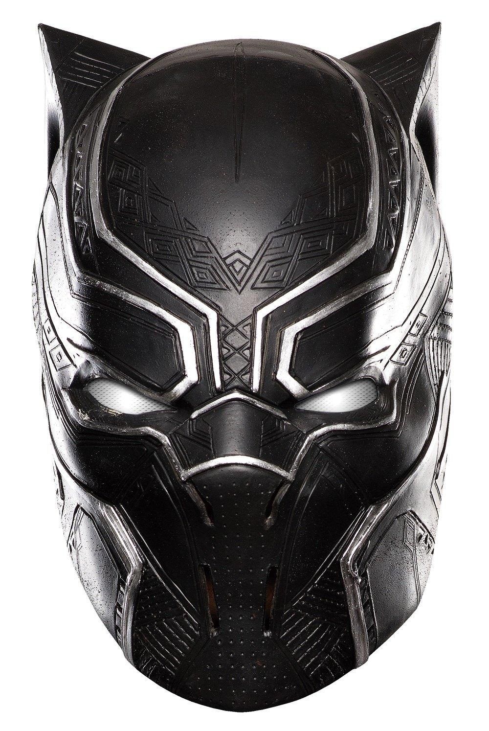 マーベル ブラックパンサー フルマスク コスチューム用小物 男女共用