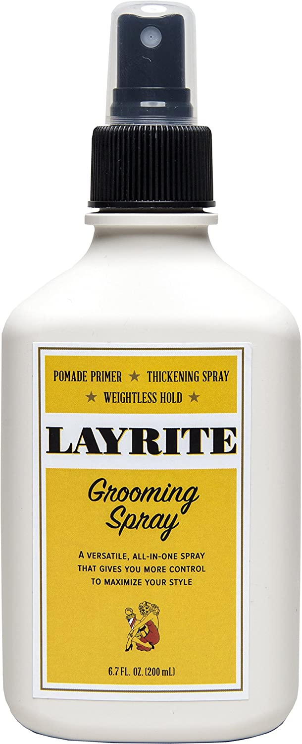 Layrite Spray per la cura dei capelli, 200 ml GROOMINGSPRAY0601