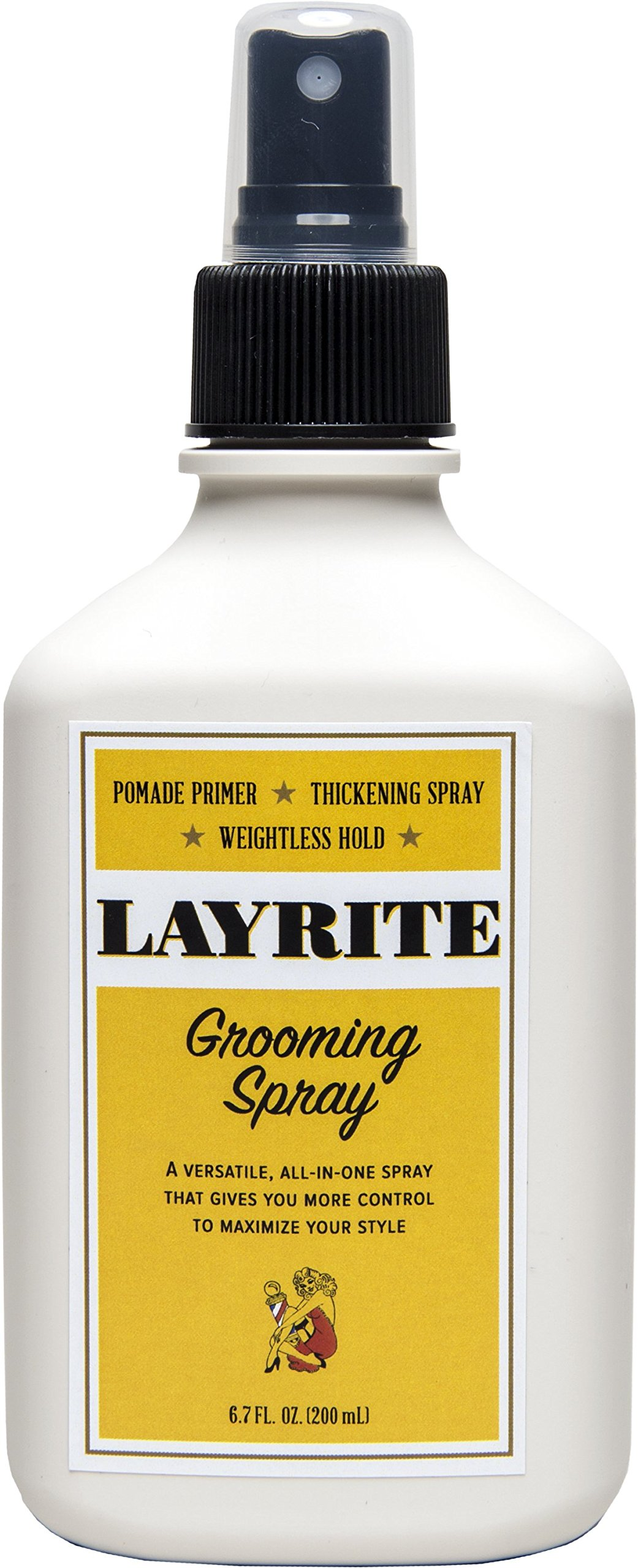 Layrite Grooming Spray, 6.7 oz. by Layrite